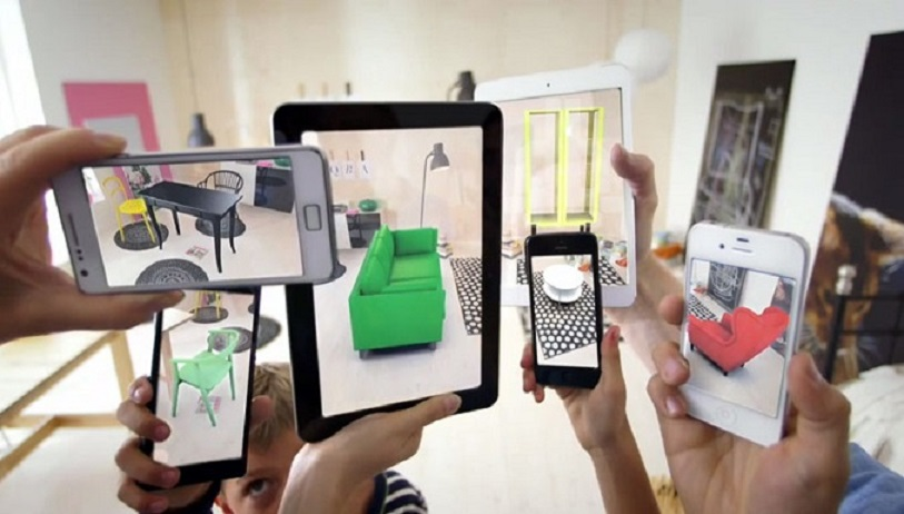 Augmented-reality ecommerce future